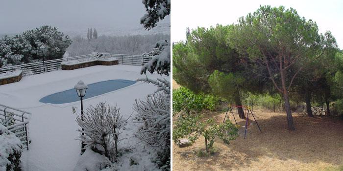 Fotos del Jardín